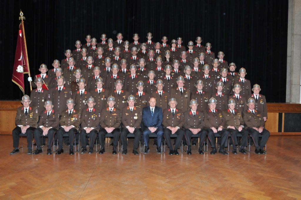 Feuerwehr Lauterach im Jahre 2011